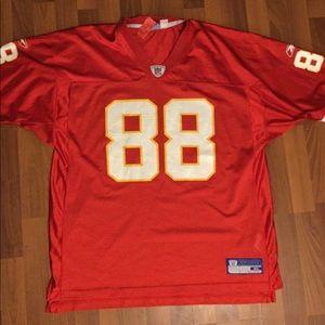 Tony Gonzalez Kansas City Chiefs jerseys